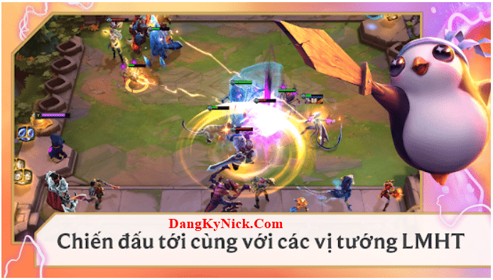 Tải DTCL Mobile