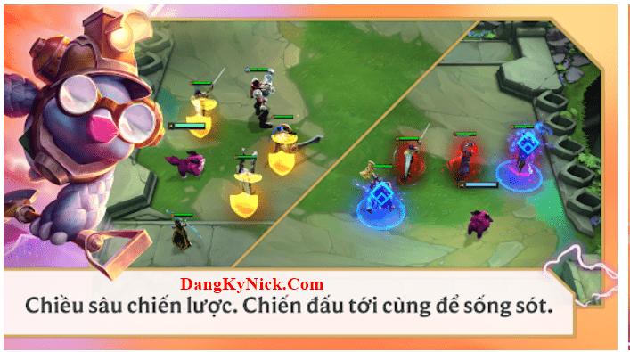 Tải DTCL Mobile ios