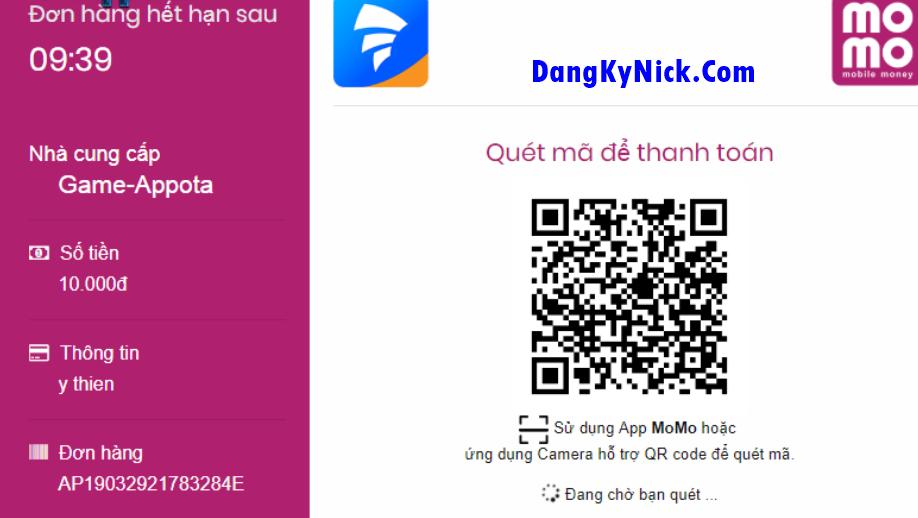 nạp thẻ game Phong Lăng Thiên Hạ