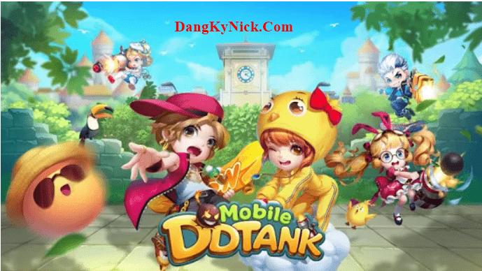 nạp thẻ DDtank mobile
